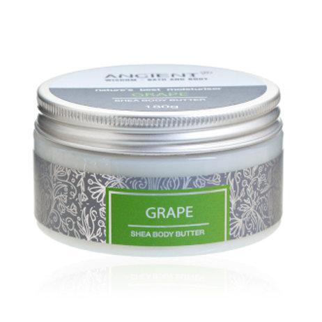 Grape Shea Body Butter