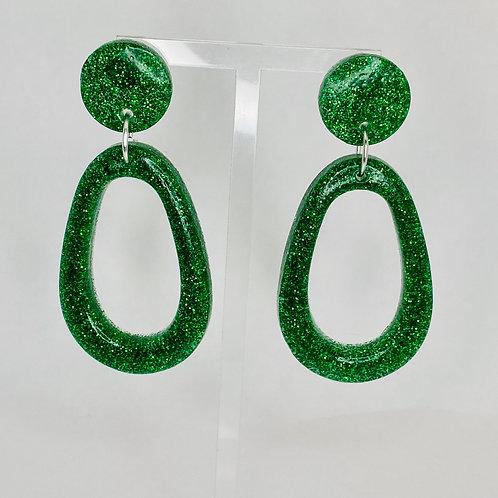 Helen Glitter Earrings