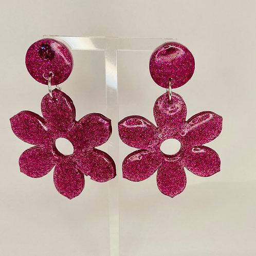 Laura Glitter Earrings