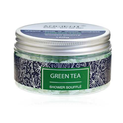 Green Tea Shower Soufflé