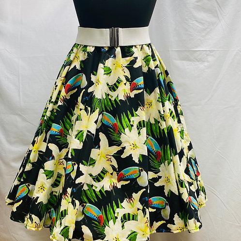 Deborah Toucan Skirt