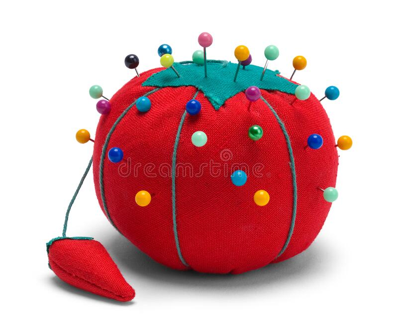 sewing-pin-cushion-tomato-isolated-white