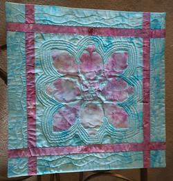 hisbiscus quilt