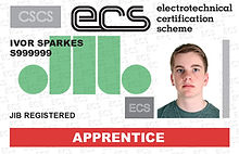 The JIB apprentice card is only issued to candidates undertaking a full apprenticeship course.  The candidate will need additional qualifications after the apprenticeship is completed in order to obtain the JIB Gold Card