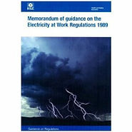 electricity at work regulations 1989 free download