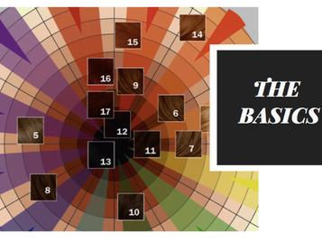 Color Wheel Spiel