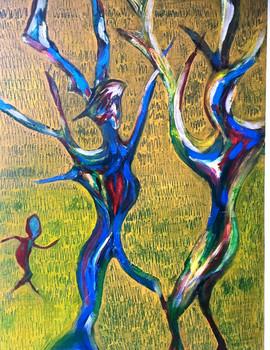 Dancing Tree SOLD