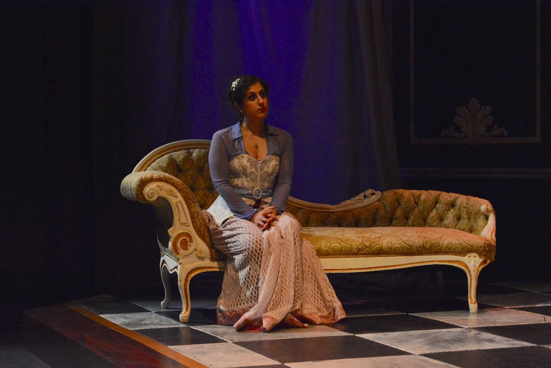 Julie Robles as Madame Tourvel