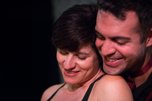 Lynn Adrianna and Edward Alvarado