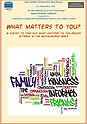 What Matters to You - Musselburgh Senior