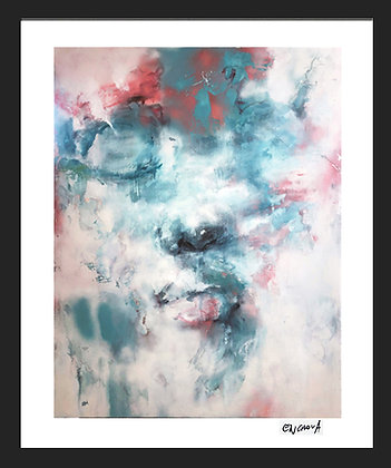 Letting Go (2021) - Hand Signed Limited Edition Print