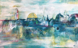 Jerusalem in Blue (2017)