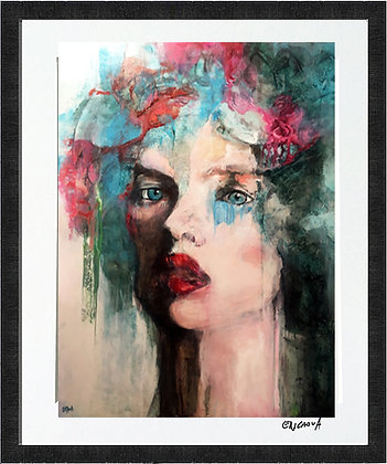 MEDUSA - Hand Signed Limited Edition Print