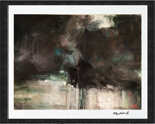 'Darkness' - Hand Signed Limited Edition Print