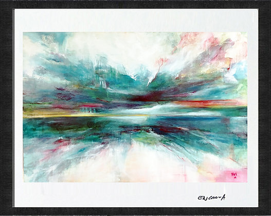 Berechit II - Hand Signed Limited Edition Print