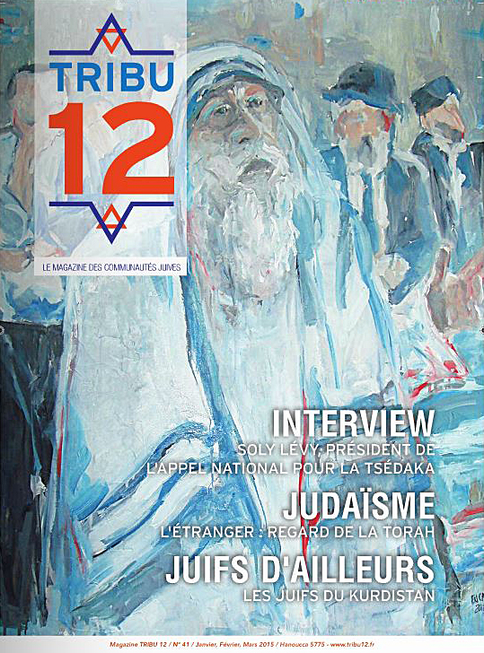 Cover of Tribu 12