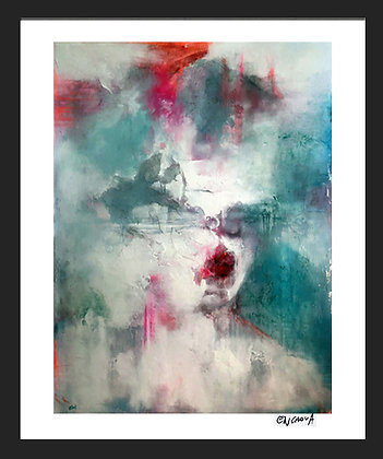 Impermanence (2020) - Hand Signed Limited Edition Print