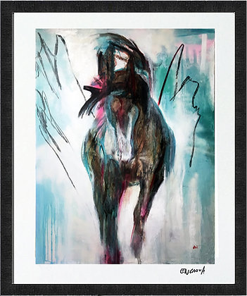 PEGASUS - Hand Signed Limited Edition Print