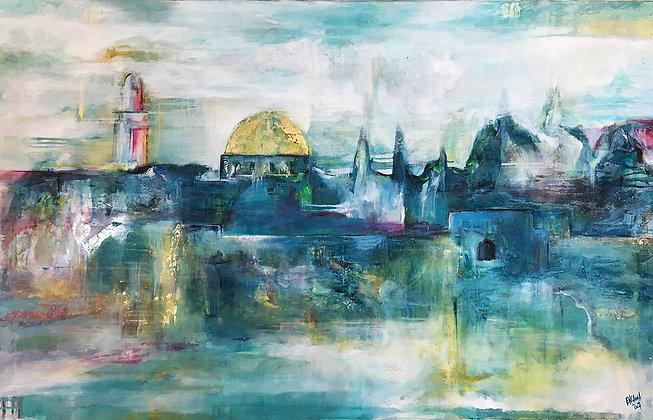 Jerusalem en bleu (2016)