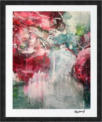 La Guerre des Roses - Hand Signed Limited Edition