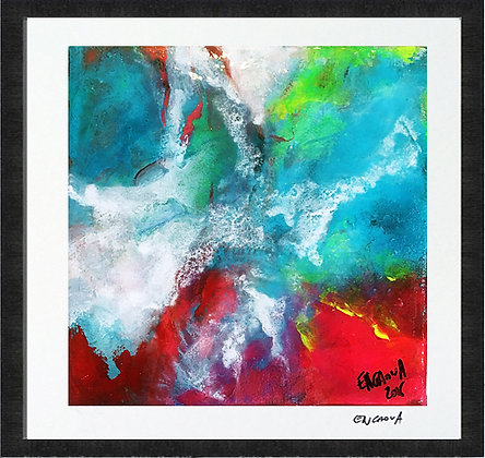 White Butterfly - Hand Signed Limited Edition Print