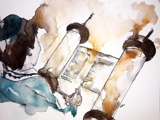 Bar Mitzvah #2 (2020)