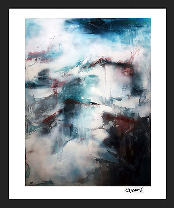 Sound of Silence (2021) - Hand Signed Limited Edition Print
