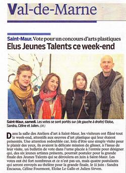 Le Parisien 02/23/2013