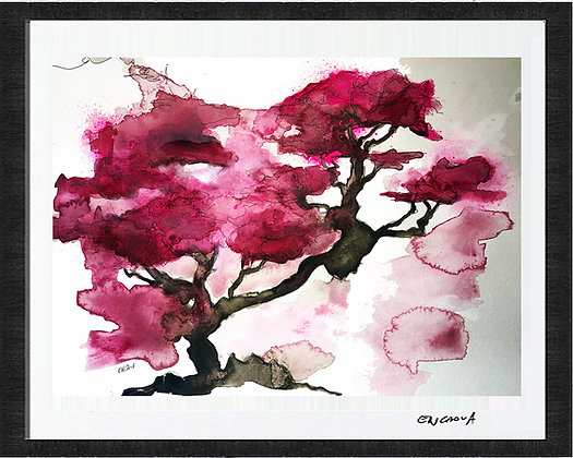 Tree of life #1 - Hand Signed Limited Edition Print