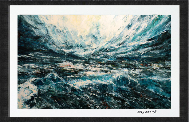 'Storm' - Hand Signed Limited Edition Print