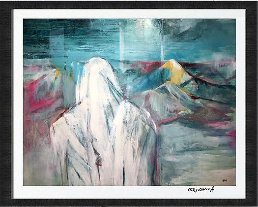 Exode - Hand Signed Limited Edition Print