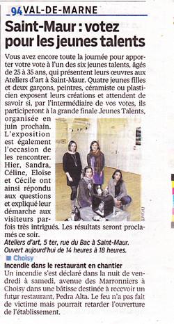 Le Parisien 02/24/2013