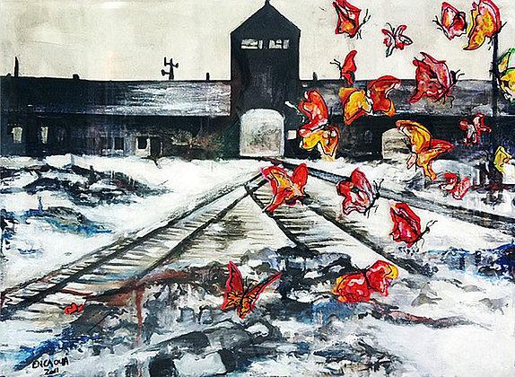 Auschwitz Butterflies  (2011)