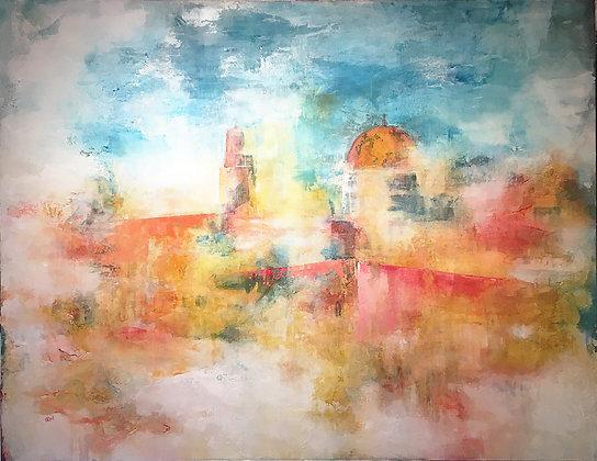 Jerusalem Shel Maala (2018)