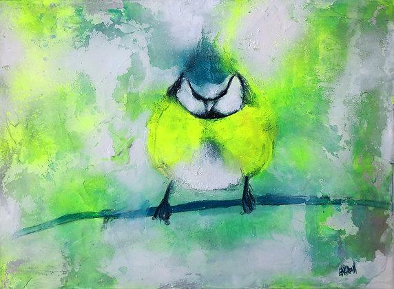 Punky bird (2021)