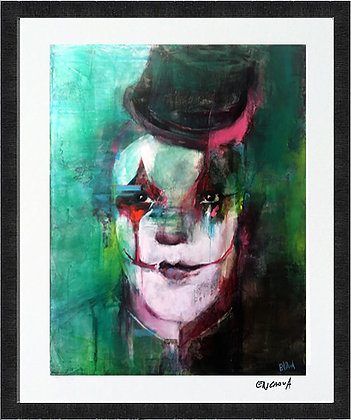 MASK - Hand Signed Limited Edition Print