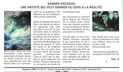 Article Tribu 12