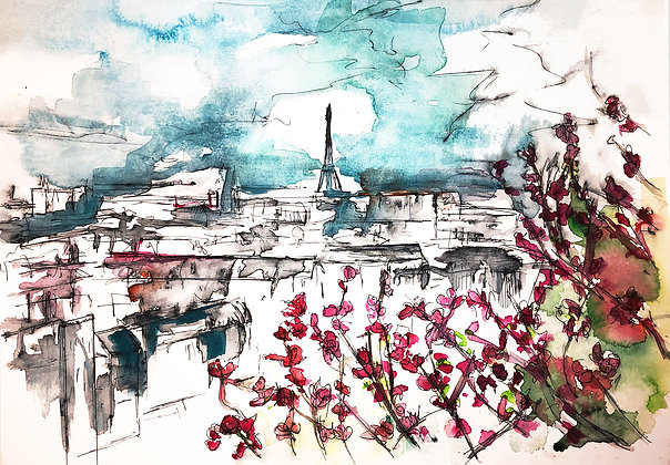 Paris Forever (2019)