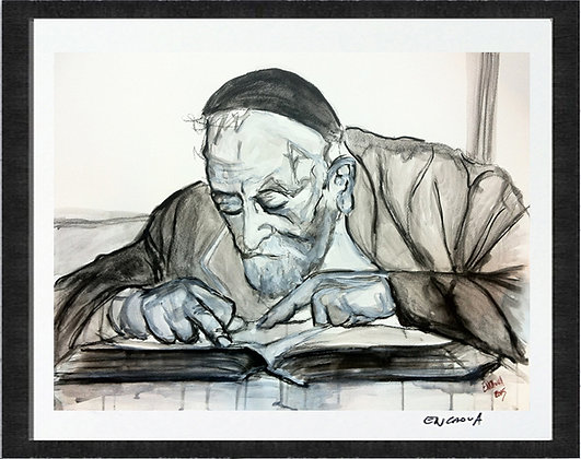 'Patriarch' - Hand Signed Limited Edition Print