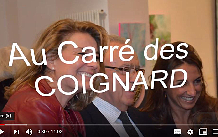 Vernissage Carré des Coignard