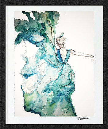 Dance #1 - Hand Signed Limited Edition Print