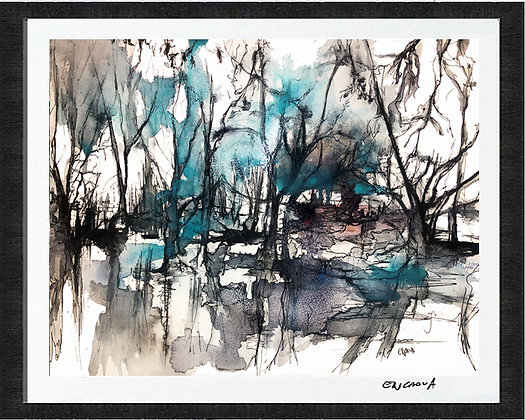 froid - Hand Signed Limited Edition Print