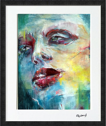 'Marianne' - Hand Signed Limited Edition print