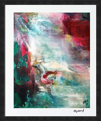 Louiza - Hand Signed Limited Edition Print