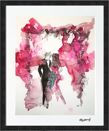 HOUPPA - Hand Signed Limited Edition Print