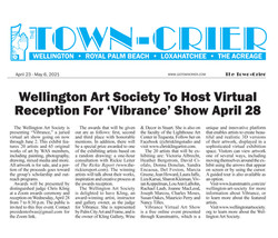 Wellington Art Society host Virtual reception for Vibrance Show