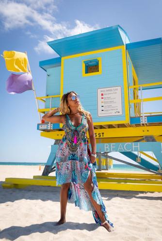 Miami photoshooting