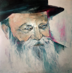 The Rebbe (2018)