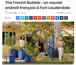 The French Bubble