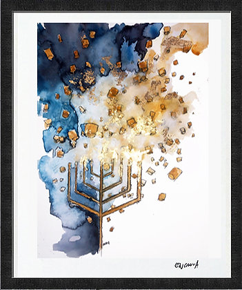 Spread Light (2020) - Hand Signed Limited Edition Print